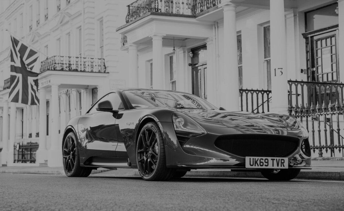 Fiduciam unterstützt weiterhin TVR: CBILS-Darlehen von £2 Mio. für walisischen Autobauer
